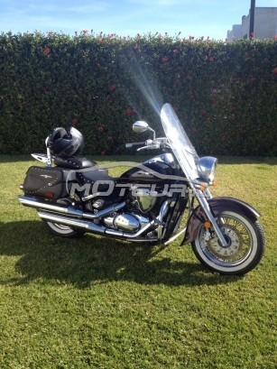 Moto au Maroc SUZUKI Boulevard c50 t - 150452