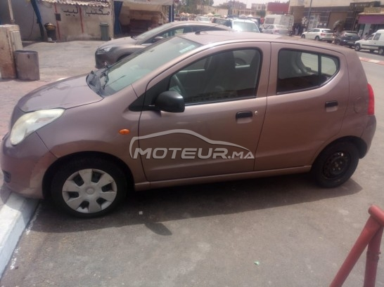 سيارة في المغرب سوزوكي سيليريو - 226071