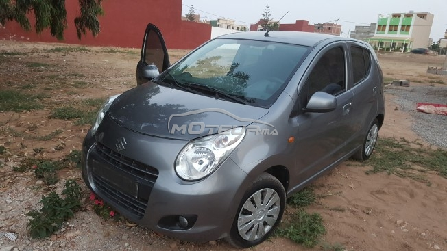 سيارة في المغرب سوزوكي سيليريو - 168156