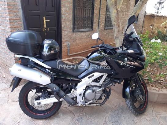 دراجة نارية في المغرب SUZUKI Dl 650 v-strom - 296526