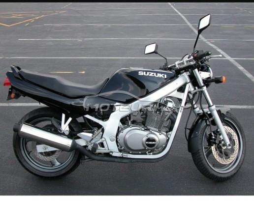 دراجة نارية في المغرب SUZUKI Gs 500 - 229870