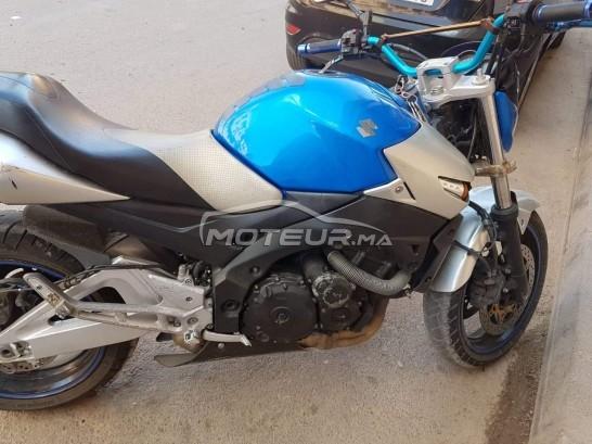 دراجة نارية في المغرب SUZUKI Gsr 600 - 251830