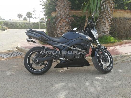 دراجة نارية في المغرب SUZUKI Gsr 600 - 224856