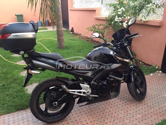 دراجة نارية في المغرب SUZUKI Gsr 600 - 245208