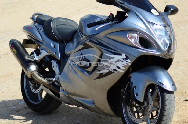 suzuki gsx 1300 r hayabusa 2009 essence occasion 147185 safi maroc. Black Bedroom Furniture Sets. Home Design Ideas