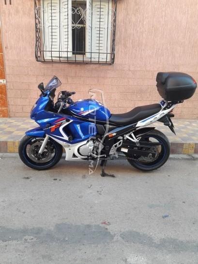 دراجة نارية في المغرب SUZUKI Gsx 650 f - 274974