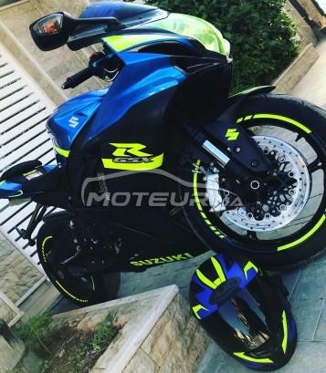 دراجة نارية في المغرب SUZUKI Gsx-r 600 - 245832