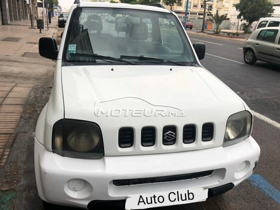 سيارة في المغرب سوزوكي جيمني - 230818