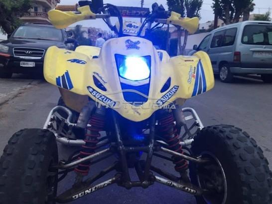 دراجة نارية في المغرب سوزوكي لتز 400 - 144739