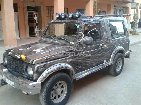 سيارة في المغرب SUZUKI Samurai - 137960