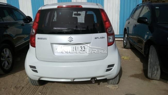 سيارة في المغرب سوزوكي سبلاش - 228635