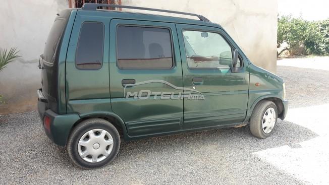 Voiture au Maroc SUZUKI Wagon r - 173176