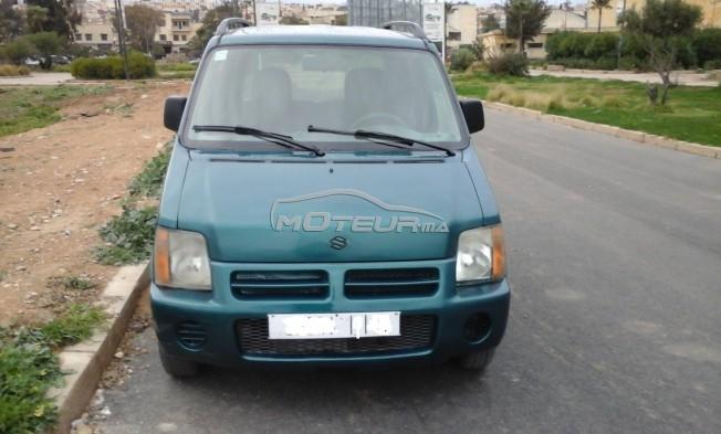 Voiture au Maroc SUZUKI Wagon r A - 148004