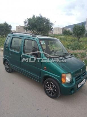 Voiture au Maroc SUZUKI Wagon r - 211829