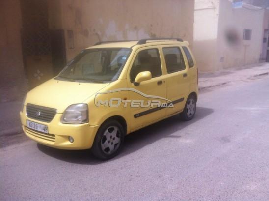 سيارة في المغرب سوزوكي واجون ر - 174714
