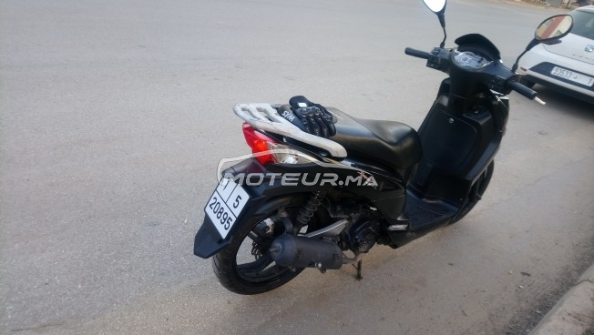 Moto au Maroc SYM Sr 125 - 343908