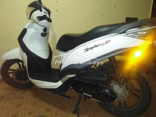 دراجة نارية في المغرب SYM 50 st - 306984