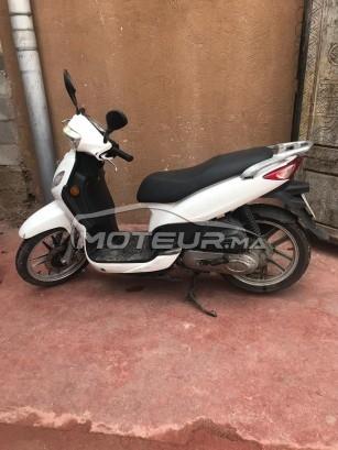 Moto au Maroc SYM Symphony - 266808