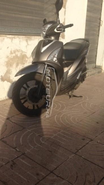 دراجة نارية في المغرب SYM Symphony 125 st - 244150