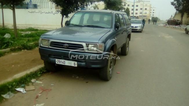 سيارة في المغرب TOYOTA 4runner - 251621