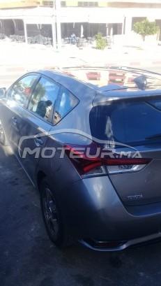 سيارة في المغرب TOYOTA Auris - 253050