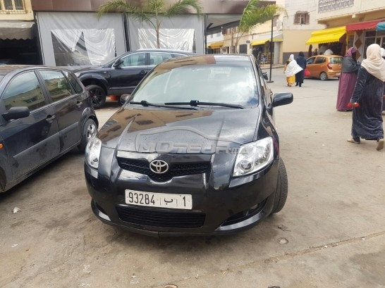 سيارة في المغرب TOYOTA Auris - 211898