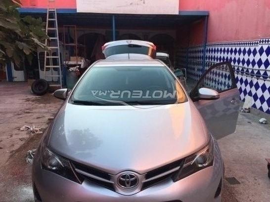 سيارة في المغرب TOYOTA Auris - 243804