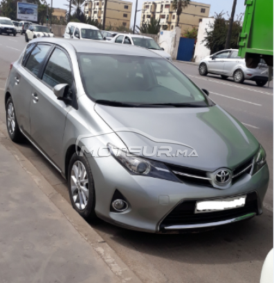 سيارة في المغرب TOYOTA Auris 1.4 d4d - 264963