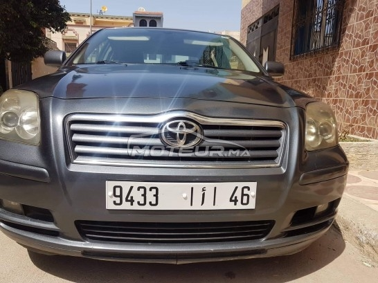 سيارة في المغرب TOYOTA Avensis D4d - 252852