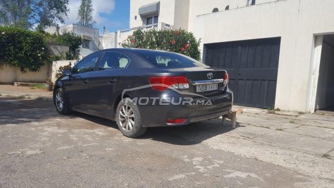 Voiture au Maroc TOYOTA Avensis 2.0 l d4d - 268393