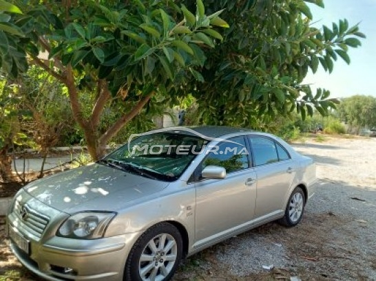 Voiture Toyota Avensis 2004 à tanger  Diesel  - 8 chevaux