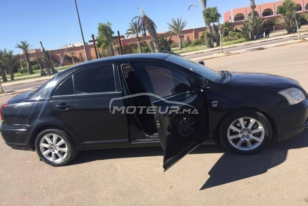 Voiture Toyota Avensis 2004 à laayoune  Diesel  - 8 chevaux