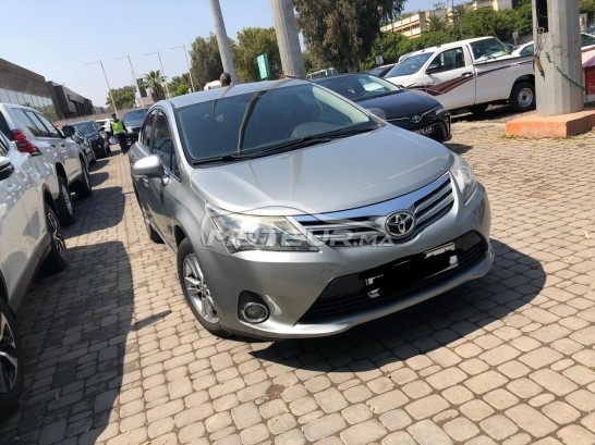TOYOTA Avensis 2.0 l d4d occasion