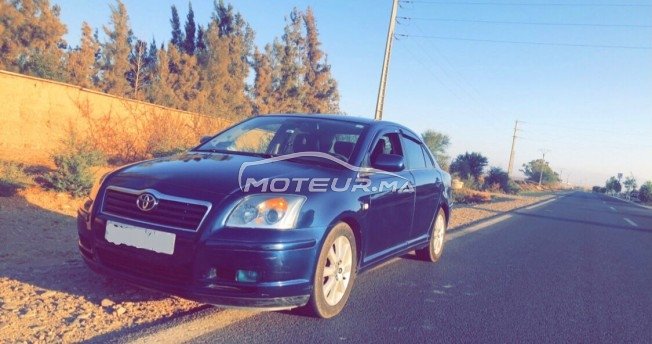 TOYOTA Avensis D4d occasion