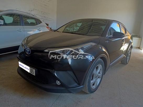 Voiture au Maroc TOYOTA C-hr 1.8 hybride 122 dynamic+ - 292483