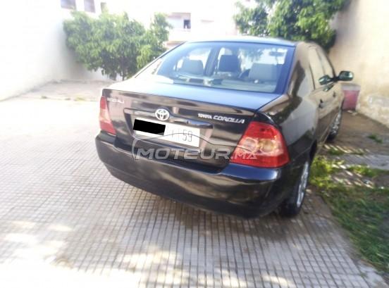 سيارة في المغرب TOYOTA Corolla 2.0 xli - 263691