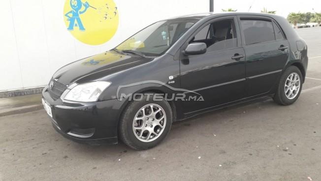 سيارة في المغرب تويوتا كورولا - 234560