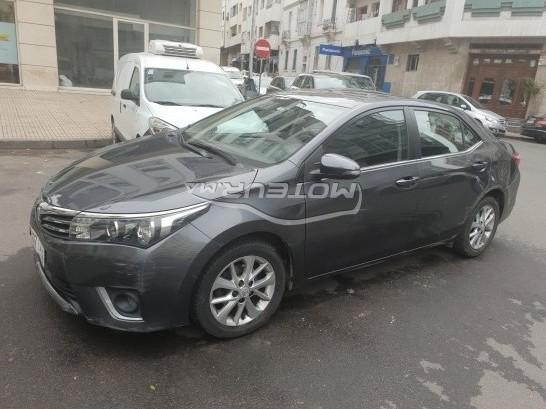 سيارة في المغرب TOYOTA Corolla D4d - 257429