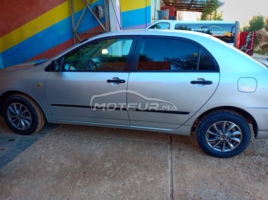 سيارة في المغرب TOYOTA Corolla 2.0 d xli - 243054