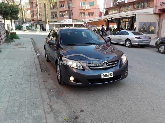سيارة في المغرب تويوتا كورولا Millenium d4d - 175248