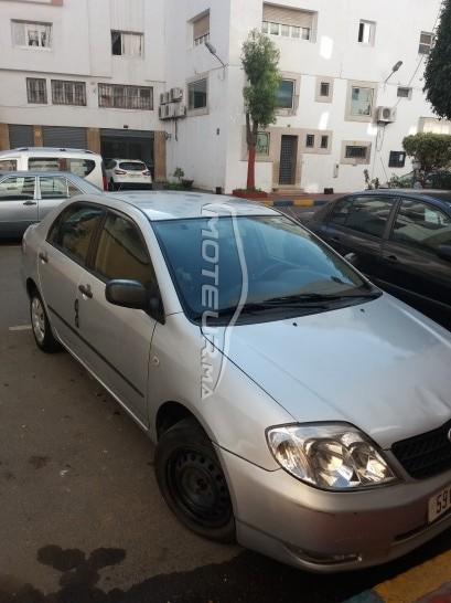 سيارة في المغرب TOYOTA Corolla - 253437