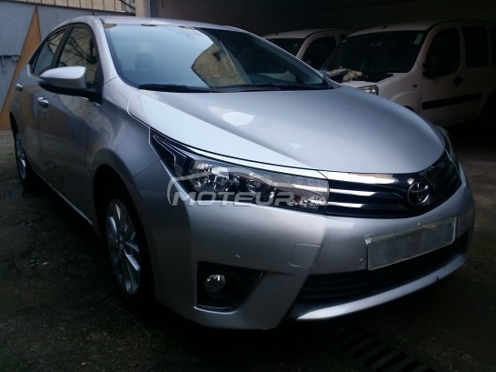 TOYOTA Corolla D4d occasion 659855