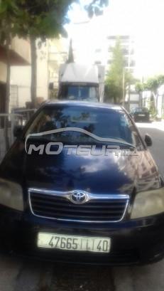 سيارة في المغرب تويوتا كورولا - 209427