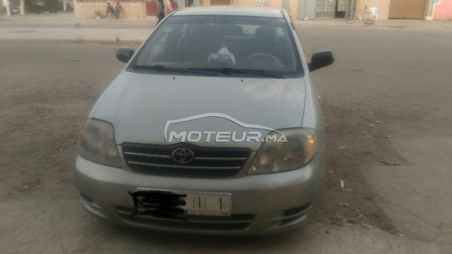 سيارة في المغرب تويوتا كورولا - 226759