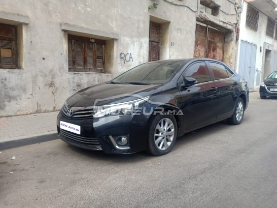 TOYOTA Corolla D4d occasion
