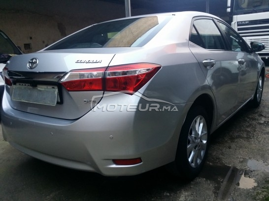 TOYOTA Corolla D4d occasion 659858