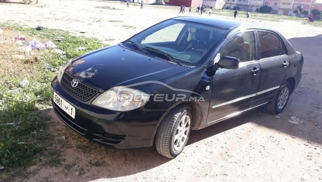 سيارة في المغرب TOYOTA Corolla - 261101