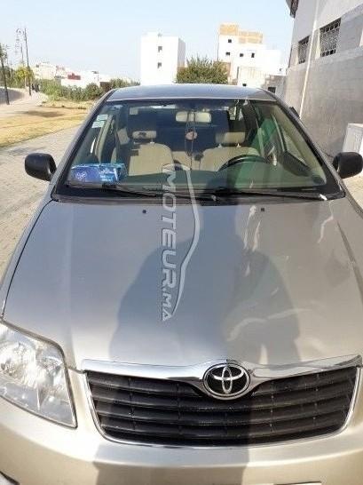سيارة في المغرب تويوتا كورولا 2.0 d4d - 233381
