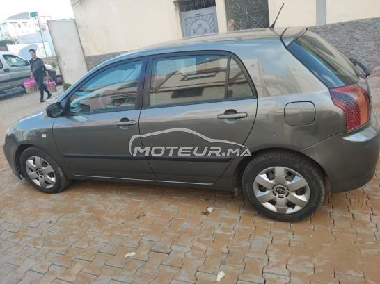 TOYOTA Corolla مستعملة
