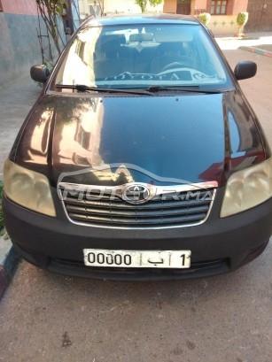 Voiture Toyota Corolla 2006 à agadir  Diesel